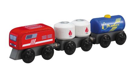 PLANTOYS(プラントイ)燃料列車