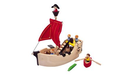 PLANTOYS(プラントイ)海賊船