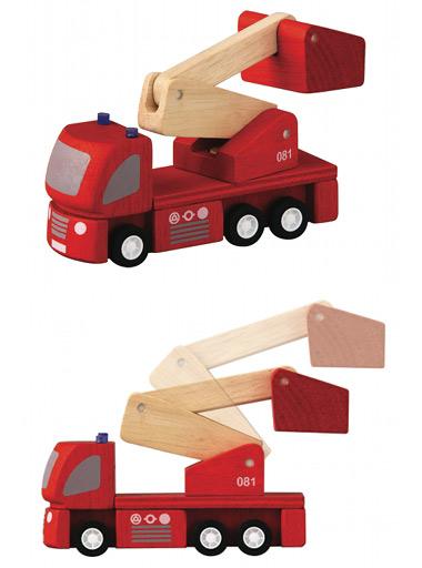 PLANTOYS(プラントイ)消防車