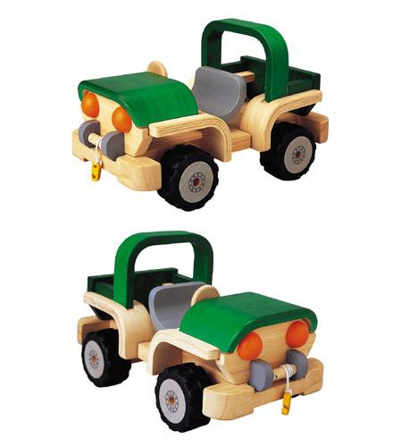 PLANTOYS(プラントイ)4WDアドベンチャーカー