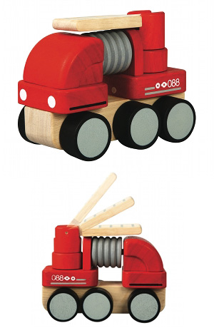 PLANTOYS(プラントイ)ミニ消防車