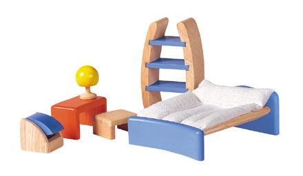 PLANTOYS(プラントイ)子供のベッドルーム