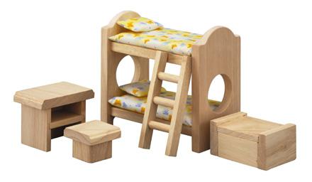 PLANTOYS(プラントイ)クラシック子供用ベッド