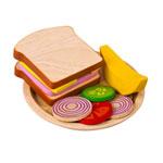 PLANTOYS(プラントイ) サンドイッチセット