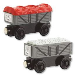 きかんしゃトーマス(ラーニングカーブ)笑ういたずら貨車・いじわる貨車