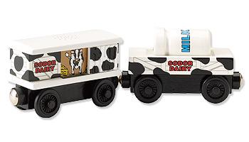 きかんしゃトーマス(ラーニングカーブ)牧場貨車