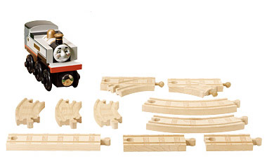 きかんしゃトーマス(ラーニングカーブ)フレディーと拡張線路セット