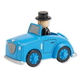 きかんしゃトーマス(ラーニングカーブ)ハット卿の車