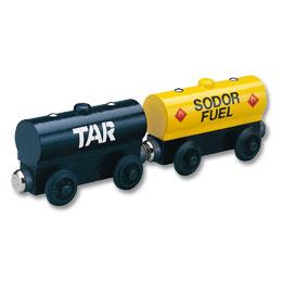 きかんしゃトーマス(ラーニングカーブ)タール&燃料タンク