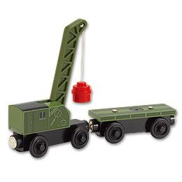きかんしゃトーマス(ラーニングカーブ)クレーン列車