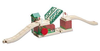 きかんしゃトーマス(ラーニングカーブ)はね橋