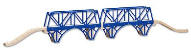 きかんしゃトーマス(ラーニングカーブ)鉄橋