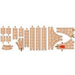 きかんしゃトーマス(マテル社) ベーシック拡張線路セット